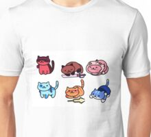 Neko Atsume: Steven Universe Version 2 Unisex T-Shirt