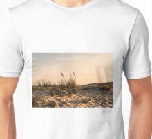 Coronado Sand Dunes at Dusk Unisex T-Shirt