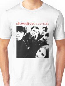 SLOWDIVE -SOUVLAKI- SHOEGAZER Unisex T-Shirt