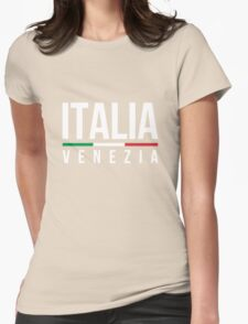 Venezia Italia Womens Fitted T-Shirt