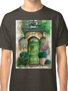 door collection: green door Classic T-Shirt