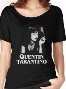 QUENTIN TARANTINO - PULP FICTION Women's Relaxed Fit T-Shirt
