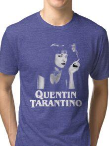 QUENTIN TARANTINO - PULP FICTION Tri-blend T-Shirt