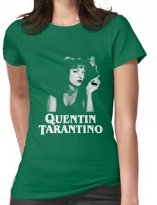 QUENTIN TARANTINO - PULP FICTION Womens Fitted T-Shirt