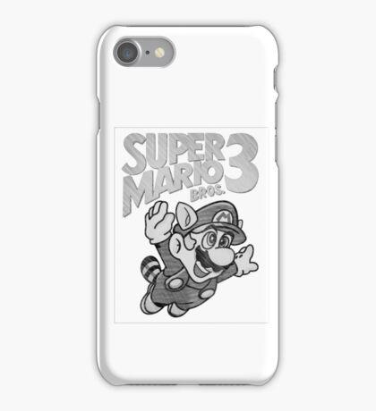 Super Mario Bros. 3 Nintendo iPhone Case/Skin