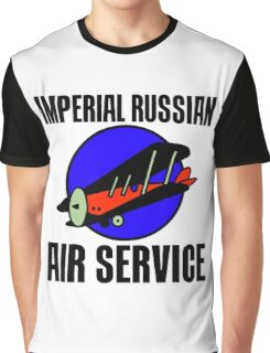 Imperial Russian Air Service Graphic T-Shirt