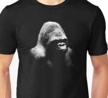 gorilla, monkey Unisex T-Shirt