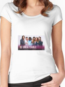 Undateable Women's Fitted Scoop T-Shirt