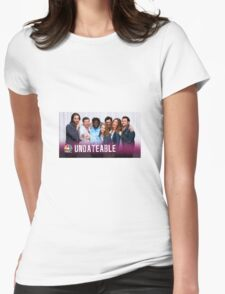 Undateable Womens Fitted T-Shirt