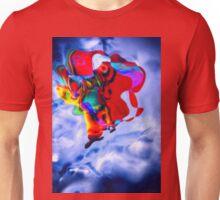 When Balloons Collide Unisex T-Shirt