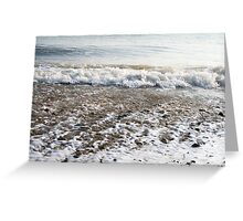 Shore Greeting Card