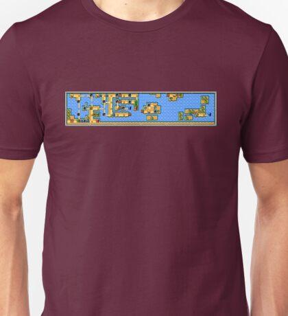 Super Mario Bros. 3 - Nintendo Unisex T-Shirt