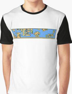 Super Mario Bros. 3 - Nintendo Graphic T-Shirt