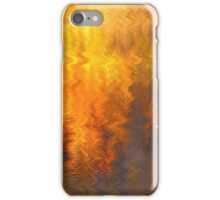 The Colors of Water iPhone Case/Skin