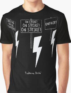 Lightning Strike Graphic T-Shirt