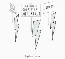 Lightning Strike One Piece - Long Sleeve