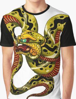 Snake tattoo Graphic T-Shirt