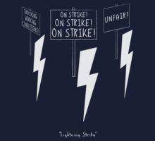 Lightning Strike One Piece - Short Sleeve