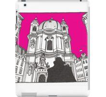 Vienna by horse iPad Case/Skin