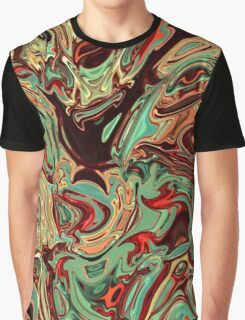Raindrop2 Graphic T-Shirt