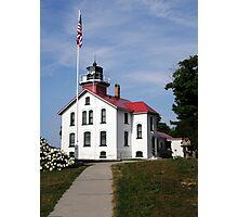 Grand Traverse Lighthouse - Michigan Photographic Print