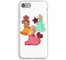 Three Princesses iPhone Case/Skin