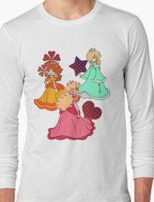 Three Princesses Long Sleeve T-Shirt
