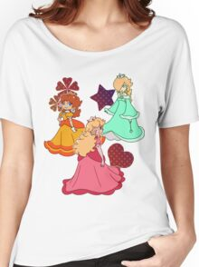 Three Princesses Women's Relaxed Fit T-Shirt