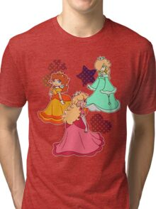 Three Princesses Tri-blend T-Shirt