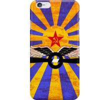 Soviet Air Forces iPhone Case/Skin