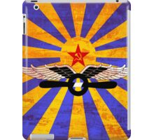 Soviet Air Forces iPad Case/Skin