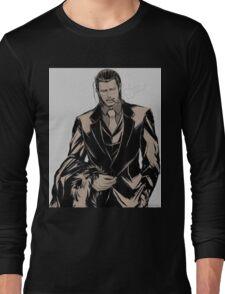 manga anime -one piece- Long Sleeve T-Shirt