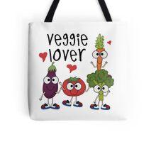 Vegetables Vegetarian Veggie Lover Tote Bag