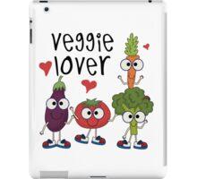 Vegetables Vegetarian Veggie Lover iPad Case/Skin