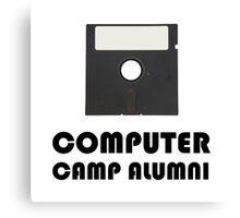 Computer Camp Alumni Canvas Print