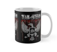 Team Stefan Blood Crest Mugs Mug
