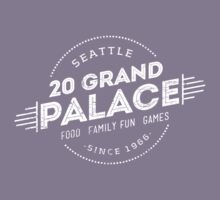 20 Grand Palace (aged look) Kids Tee