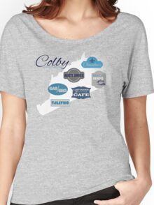 Visit Colby Women's Relaxed Fit T-Shirt