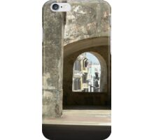 Old San Juan iPhone Case/Skin