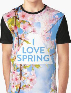 Hanami Graphic T-Shirt