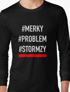 Stormzy #MERKY  Long Sleeve T-Shirt