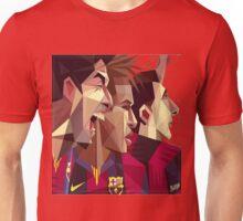 MESSI, NEYMAR, SUAREZ (MSN) TSHIRT Unisex T-Shirt