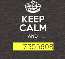 Keep Calm and 7355608 Unisex T-Shirt
