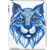 Maine Coon, Wild cat, Big cat iPad Case/Skin