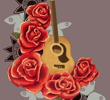 The Music Blooms by Kate Trenerry