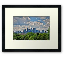 Minneapolis 5 Framed Print