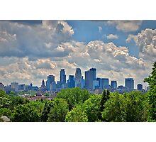 Minneapolis 5 Photographic Print