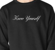 Know Yourself Pullover