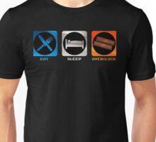 Eat sleep Overclock Unisex T-Shirt