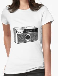 Argus-Lady Carefree Womens Fitted T-Shirt